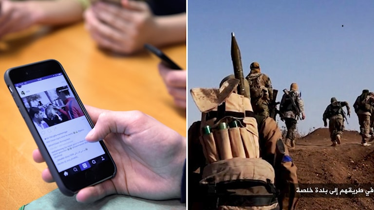 Företag på sociala medier vill hindra spridningen av extremistisk propaganda.