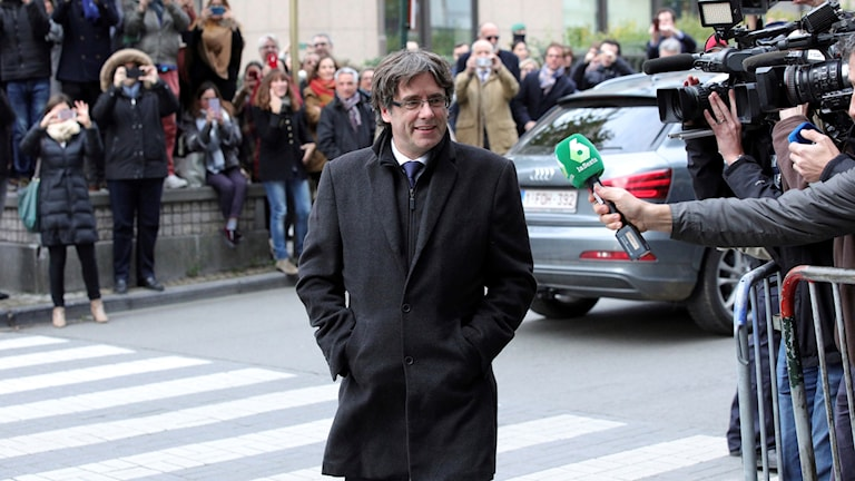 Carles Puigdemont, Katalonien