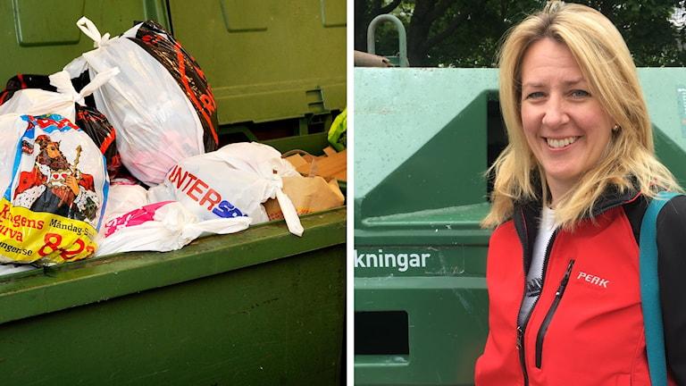 verksamhetschef på LL Miljökonsult AB, Karin Eberle.