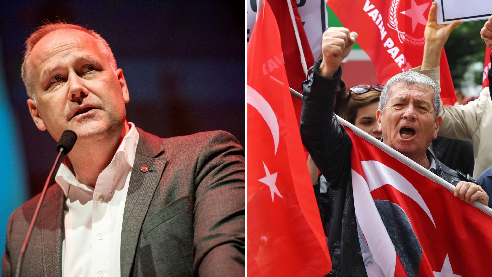 Turkiet slapper kurdisk politiker