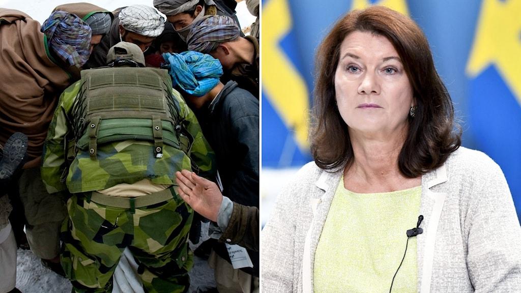 Ann Linde, svensk utrikesminister