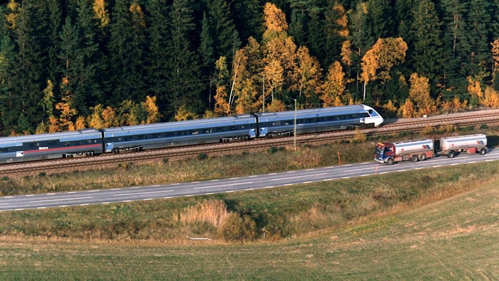 Svenska snabbtåget X2000