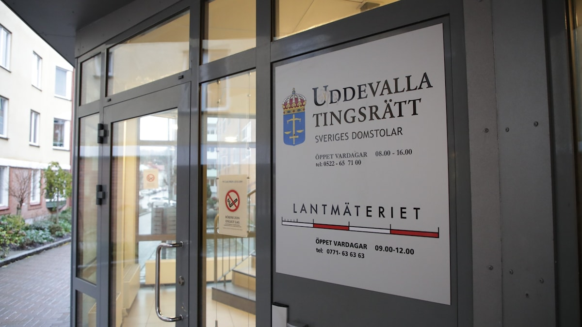 Uddevalla Tingsrätt.