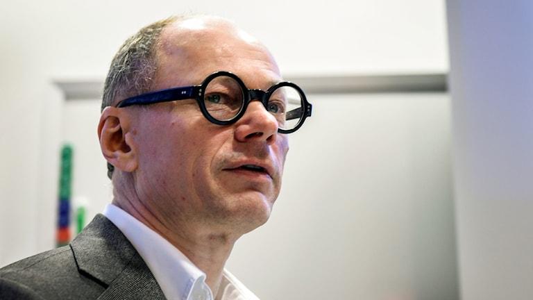 Ole Settergren, analyschef på Pensionsmyndigheten.