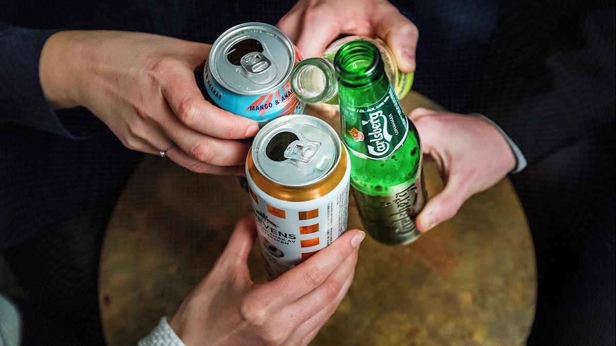 Trendbrott: Finländarna drack mer 2018