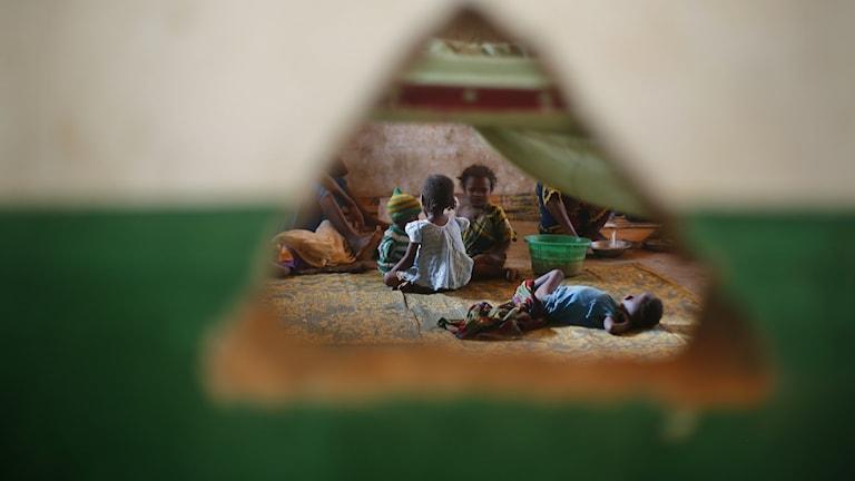 Kronisk kris i Centralafrikanska republiken