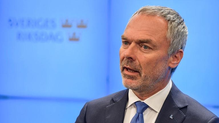 Liberalernas partiledare Jan Björklund (L)
