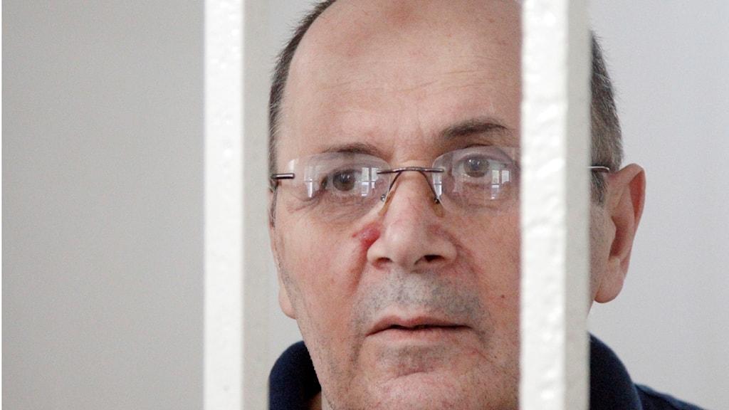 Ryska människorättsaktivisten Oyub Titiev