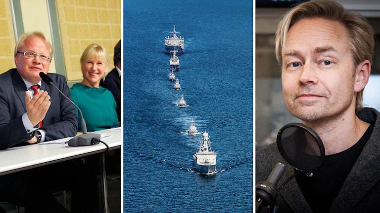 peter hultqvist, margot wallström, fredrik furtenbach