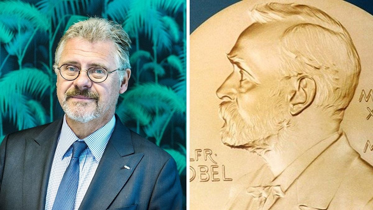 Nationalekonomen Klas Eklund tippar på William Nordhaus.