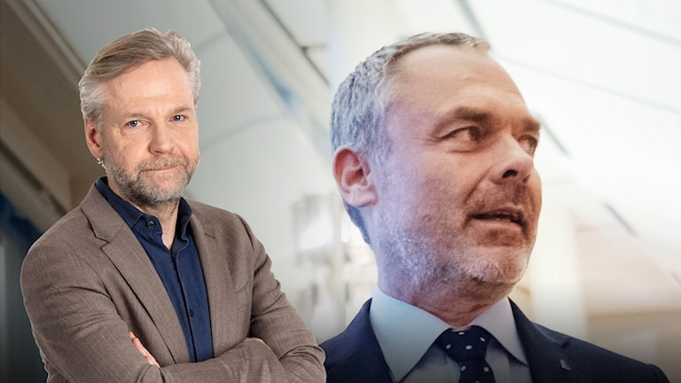 Tomas Ramberg, Jan Björklund. Montage.