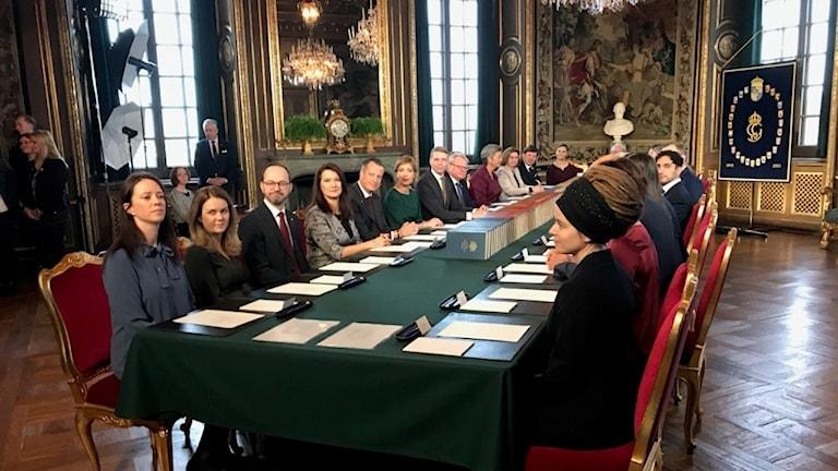 Här är Sveriges nya ministrar