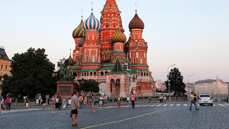 Ryssland, Moskva, Kreml