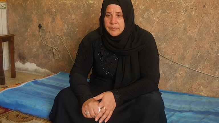 Dunya förlorade sin son i den enorma bomben i Karrada