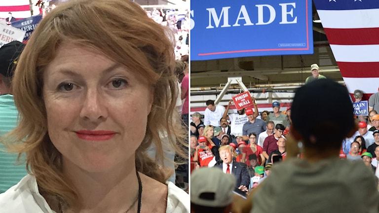 Kajsa Boglind, Ekots korrespondent i USA