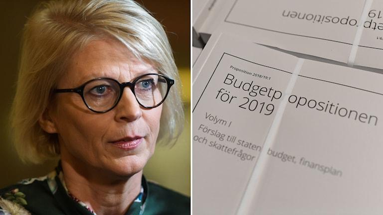 Elisabeth Svantesson Budget