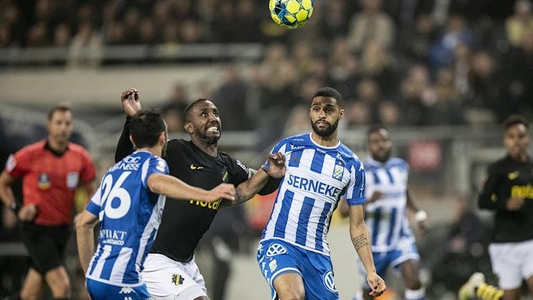 En match mellan IFK Göteborg och AIK i allsvenskan 2017 utsattes för ett misstänkt matchfixningsförsök. Idag faller domen mot de två misstänkta männen.