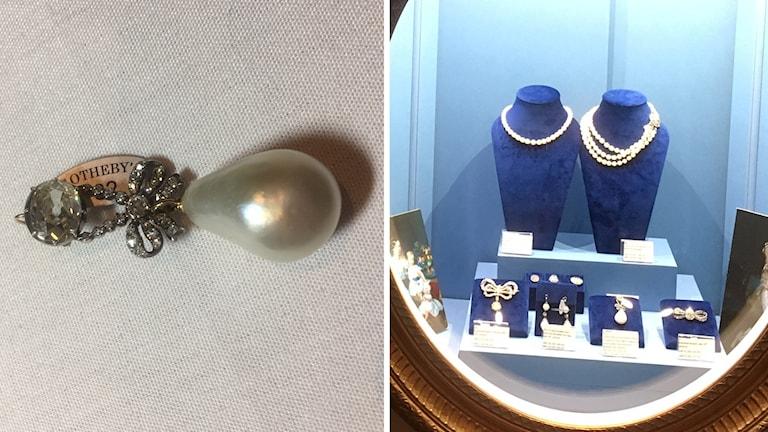 Auktionens höjdpunkt blir Marie Antoinettes 25,85 millimeter långa pärla som väntas gå för mer än två miljoner dollar.