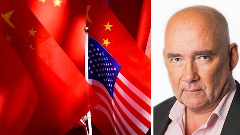 Handelskonflikt USA-Kina och Staffan Sonning.