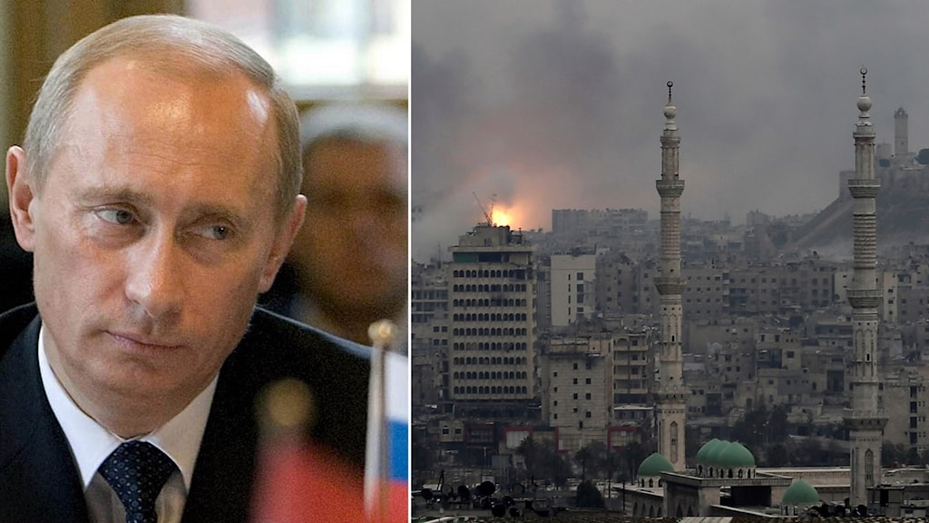 Putin Syrien
