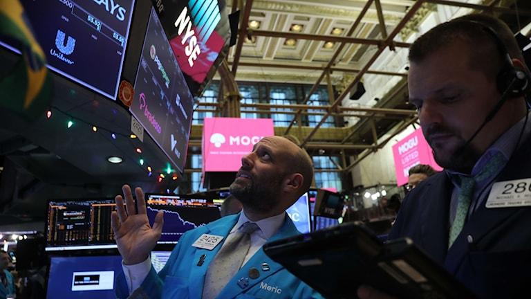 Dow jones-börsen USA