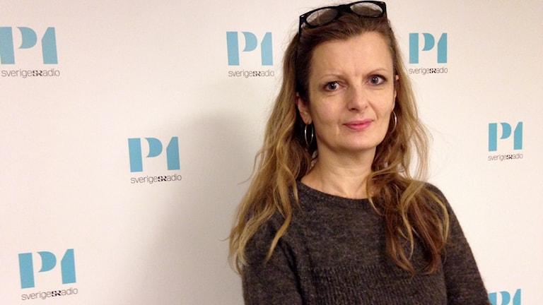 Anna Kaldal, docent vid juridiska institutionen vid Stockholms universitet.