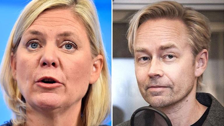 Magdalena Andersson och FurtenBach