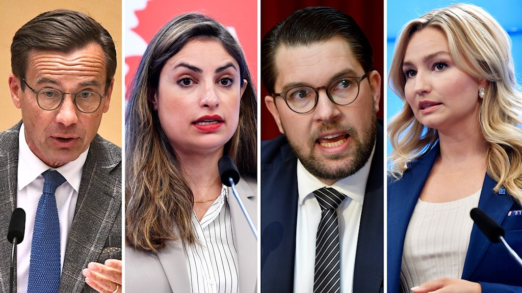 Oppositionens partiledare