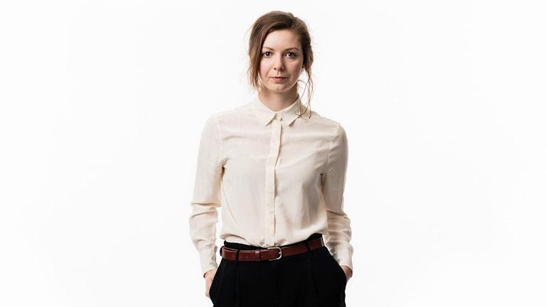 Ekots reporter Emelie Rosén