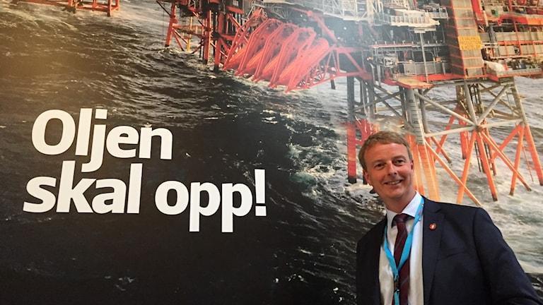 Oljebranschen i Norge har haft tre tuffa år, bland annat på grund av fallande oljepriser.
