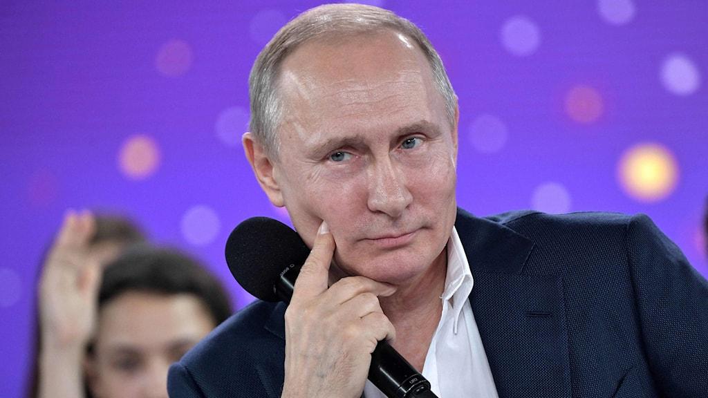 Oppositionen mot Putin hade förhoppningar om att kandidaten skulle vinna.