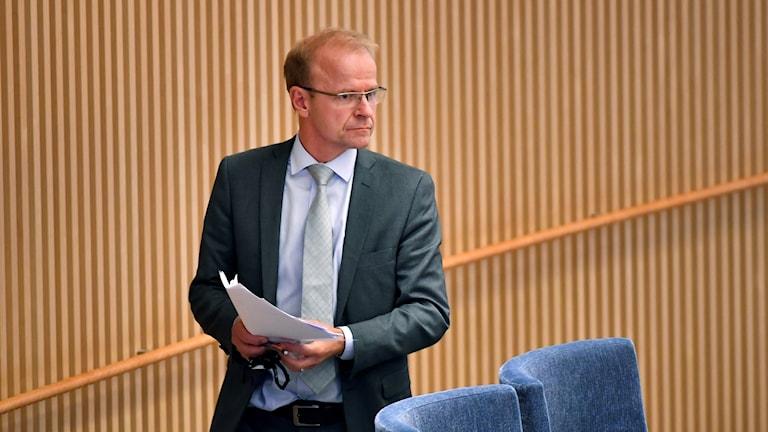 Mikael Oscarsson, KD