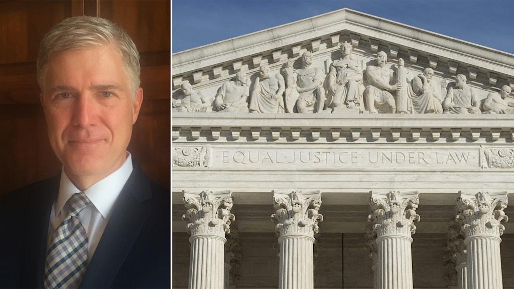 Neil Gorsuch ska bekräftas som domare i Högsta domstolen i USA.