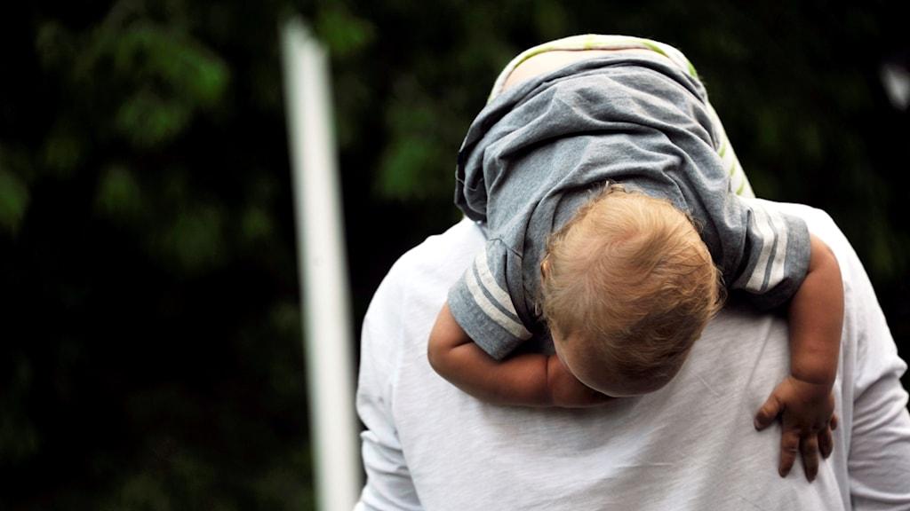 Krav på behovsprövat barnbidrag