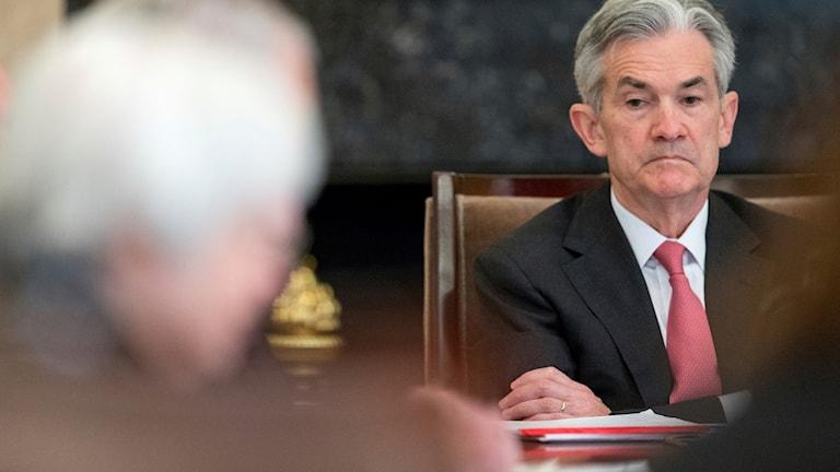 Jerome Powell nomineras till ny chef för den amerikanska centralbanken