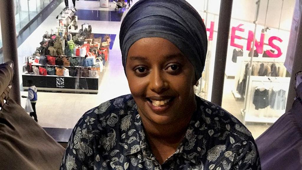 Hodan Toosh blev könsstympad vid 11 års ålder.