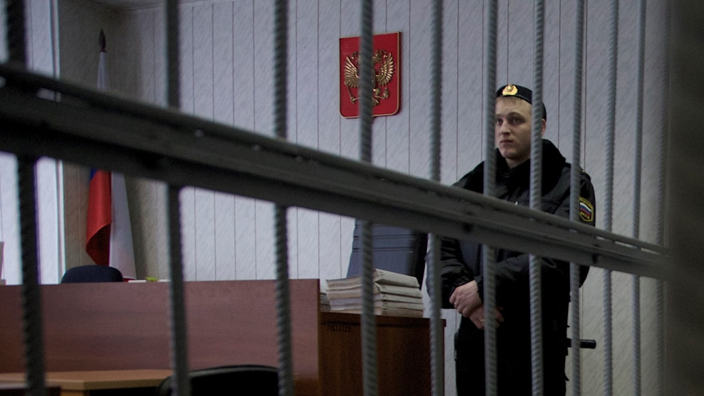 ryssland domstol