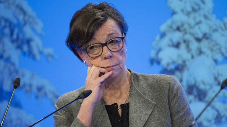 Annika Söder.