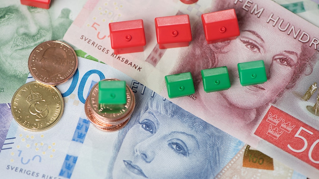 Pengar och monopolhus