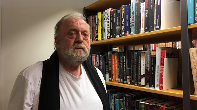 Willy Norberg, biblioteksbesökare