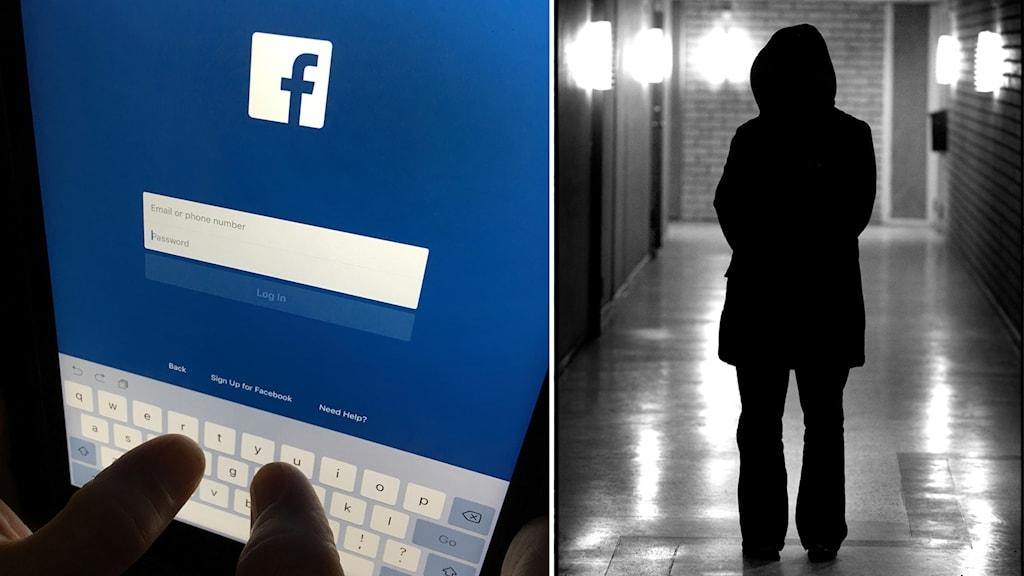 Facebook-dom