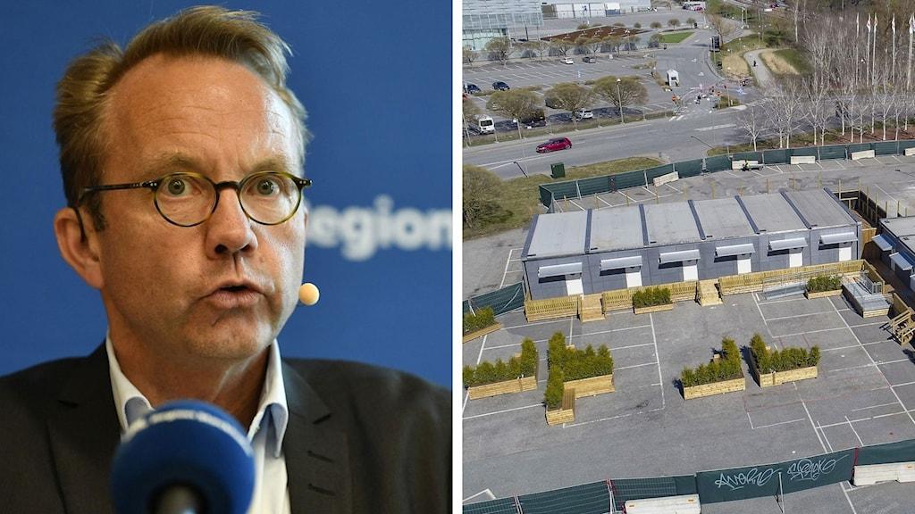 Split Björn Eriksson Fältsjukhus