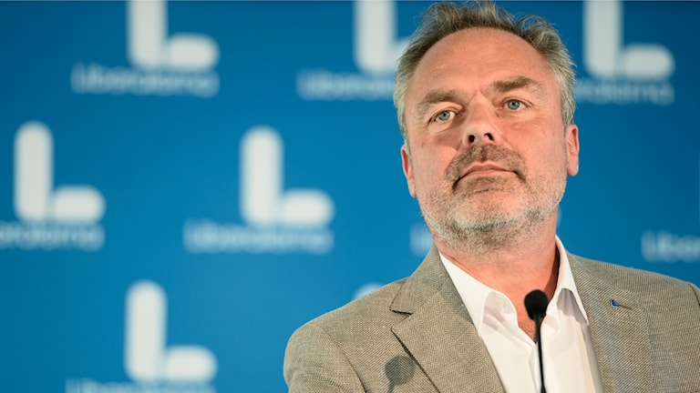 Jan Björklund liberalernas partiledare