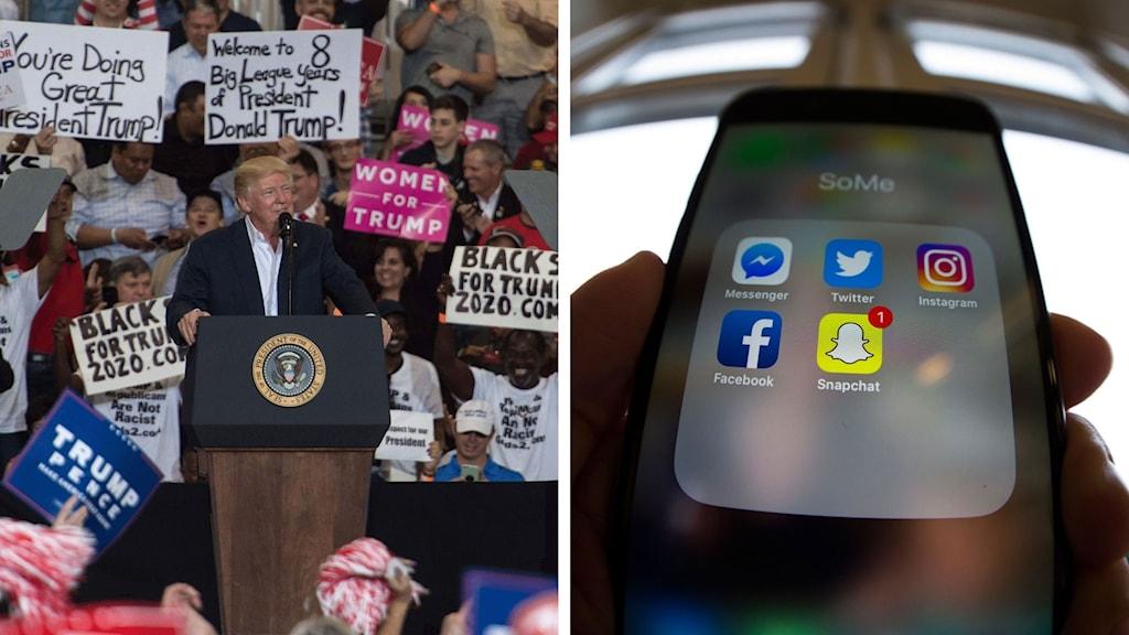 Trump Socialmedia