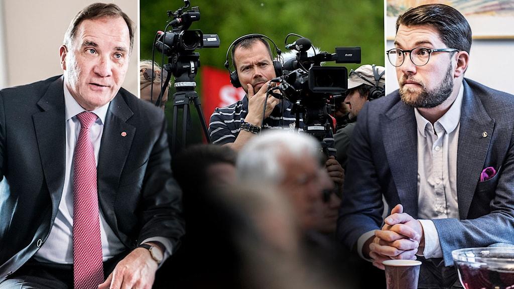 Medierna ändrar fokus under coronakrisen