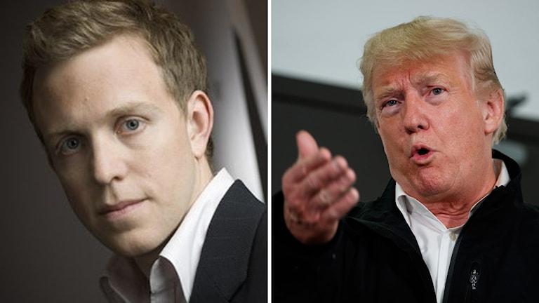 Paypal-grundaren Ken Howry nomineras till posten som ny ambassadör för USA i Sverige.