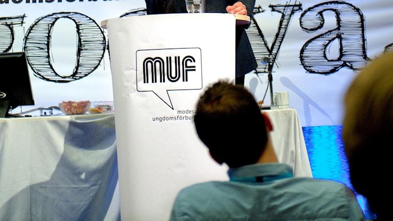 Moderata ungdomsförbundet har upptäckt medlemsfusk i förbundet.