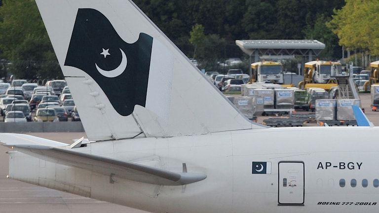 Pakistan International Airlines.