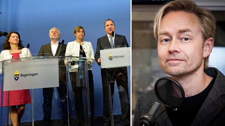 Ekots inrikespolitiska kommentator Fredrik Furtenbach om dagens nya besked.