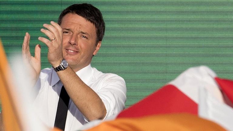 Matteo Renzi, Italien